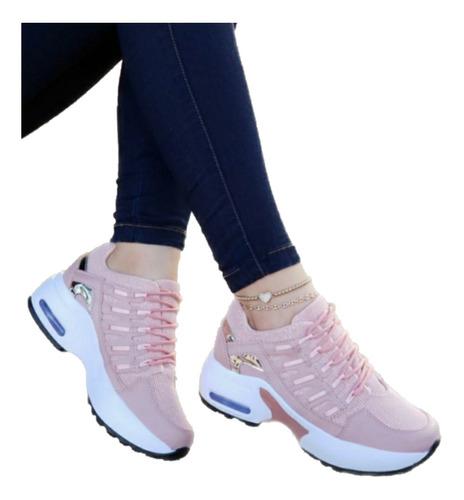 Imagen 1 de 4 de Lindos Tenis Mujer De La Mas Alta Calidad Calzado Nacional