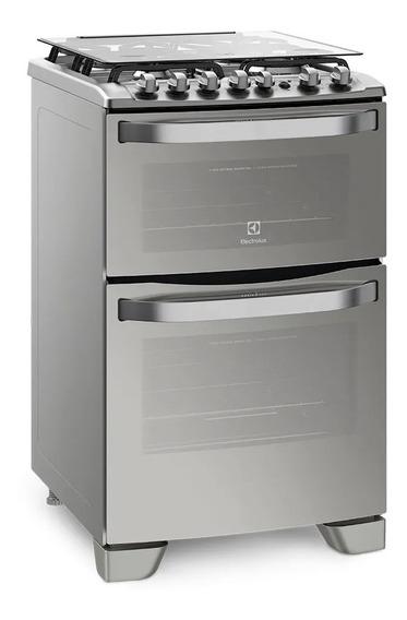 Cocina Electrolux 56dax Doble Horno Sup/electrico Inf/gas