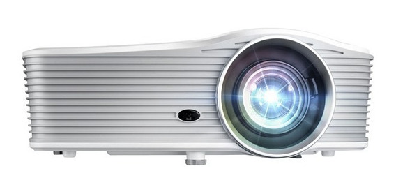 Projetor Optoma W515 6000 Ansi Lumens Wxga Garantia 2 Anos