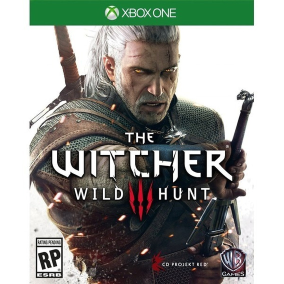 The Witcher 3 Complete Edition Xbox One Offline Digital