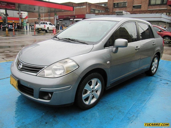 Nissan Tiida Automatico Premium 1.8