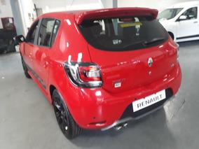 Renault Sandero Rs - Anticipo Tasa 0% (jc)