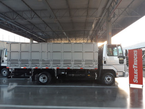 Ford Cargo 816 Carroceria Graneleira 12/13 Ar Cond. Baixo Km