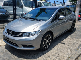 Honda Civic 2.0 Lxr Flexone Aut. 4p - Chassi Remarcado