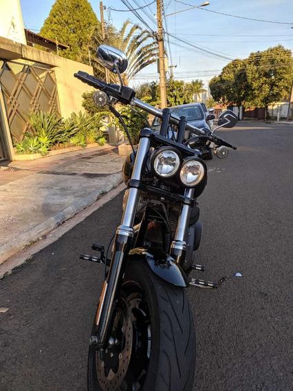 Harley Davidson Fat Bob 2012 (mais De 3 Mil De Acessórios)