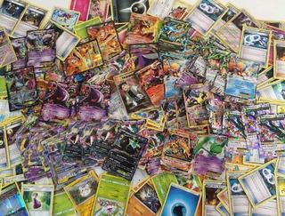 Pokemon Gran Lote De 100 Cartas Incluye Ex O Gx Originales