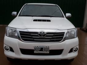 Toyota Hilux Srv 4x4 Cuero Automatica...joya