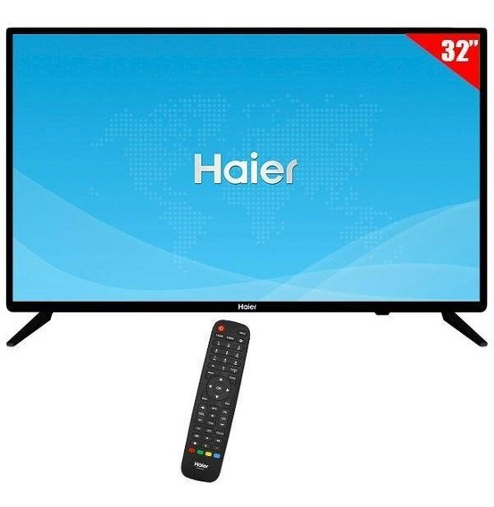 Tv Led De 32 Haier Le32k6000d C/nfe