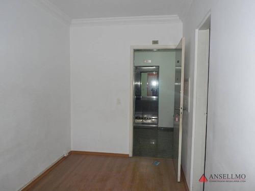 Imagem 1 de 8 de Sala Para Alugar, 45 M² Por R$ 1.200,00/mês - Vila Baeta Neves - São Bernardo Do Campo/sp - Sa0559