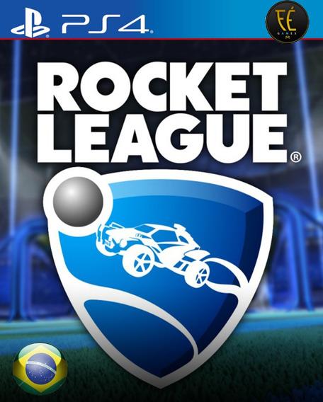 Rocket League Ps4 Promoção