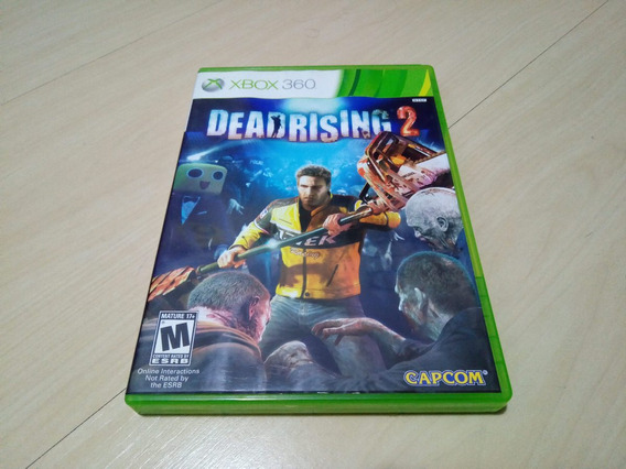 Xbox 360 2 Games Jogos Série Dead Rising