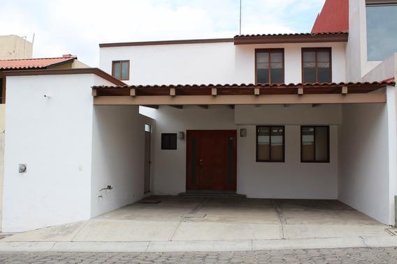 Casa En Renta Atrás De Plaza San Diego