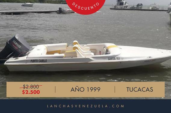 Lancha Santos Sport 18 Lv814