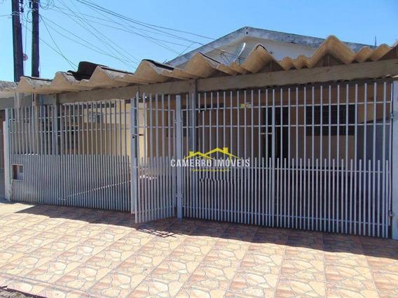 Casa Com 2 Dormitórios Para Alugar, Por R$ 950/mês - Vila Mollon Iv - Santa Bárbara D