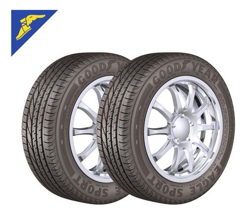 Kit X2 Neumáticos Goodyear 185/60r15 Eagle Sport