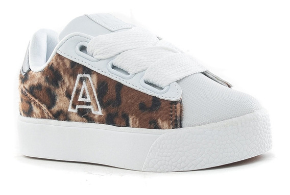 Zapatillas Leopard Plataforma Addnice Addnice Tienda Oficial