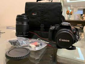 Câmera Profissional Cânon T3i
