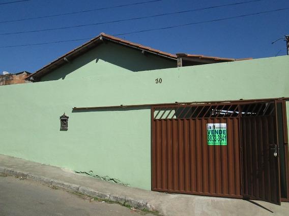Casa Com 3 Quartos Para Comprar No São Vicente Em Santa Bárbara/mg - 1993