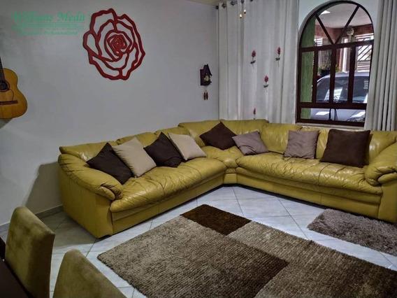Sobrado Com 4 Dormitórios À Venda, 225 M² Por R$ 750.000 - Jardim Vila Galvão - Guarulhos/sp - So1703