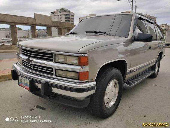 Chevrolet Grand Blazer 4 Ptas Automatica