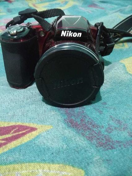 Câmera Semi Profissional Nikon Coolpix L830