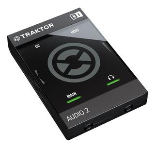 Interface Dj Native Instruments Traktor Audio 2 - Envios