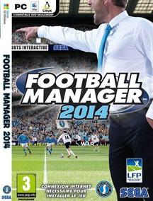 Football Manager 2014 Pc Em Português Frete Gratis!