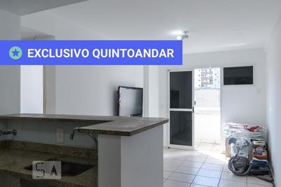 Apartamento No 10º Andar Mobiliado Com 1 Dormitório E 1 Garagem - Id: 892870482 - 170482