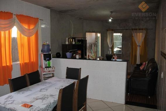 Casa À Venda, Jardim Jequitibás I, Santa Gertrudes. - Ca0482
