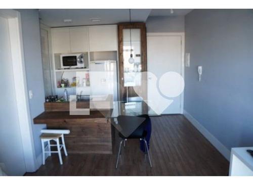 Apartamento De 1 Dormitório Em Frente Ao Iguatemi - 28-im424589