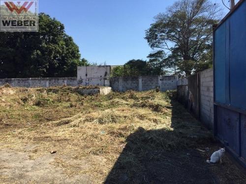 Imagem 1 de 5 de Terreno C/ 2.500 M² Á Venda R$ 3.000.000,00 Além Ponte Sorocaba-sp - 571