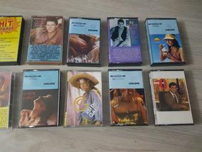 Lote Fitas Cassetes Novelas, Cyndi Lauper, Hit Parade