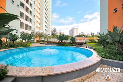 Acrc Imóveis - Apartamento No Bairro Garcia, Com 02 Dormitórios Sendo 01 Suíte, Amplo Terraço E Vaga De Garagem - Ap02421 - 33806411