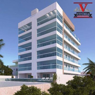 Apartamento À Venda - Centro - Matinhos/pr - Ap1451
