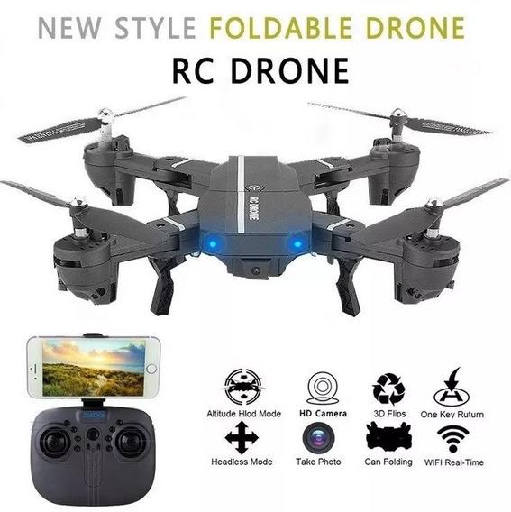 Drone Rc 8807 Wifi Fpv 720p Camera 2.4ghz Original
