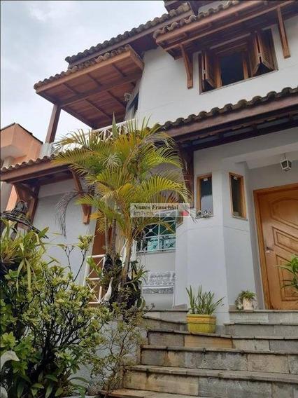 Mandaqui Zn/sp - Sobrado 230 M², 4 Dormitórios, 2 Suítes, 6 Vagas - R$ 1.300.000,00 - So1200