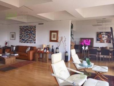 En Venta Departamento Con 3 Recamaras En Intersol, Lomas De Chapultepec