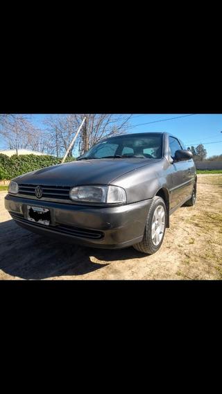 Volkswagen Gol 1.9 Sd Dublin Año 2000