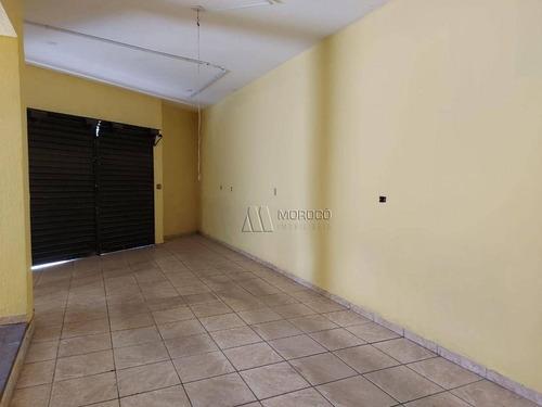 Imagem 1 de 7 de Aluga-se Salão Comercial - 174 M² Por R$ 5.700/mês - Sl0001