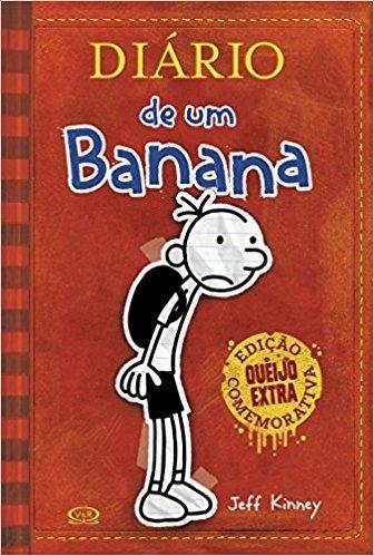 Diario De Um Banana Vol.1 - Edicao Comemorativa E Numerada