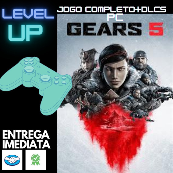 Gears 5 Ultimate Edition (pc) Completo