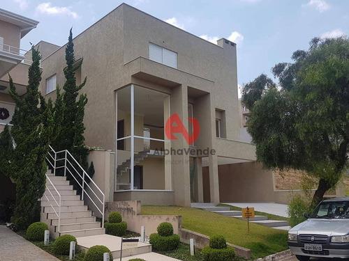 Imagem 1 de 17 de Valville I - Casa Com 4 Suítes À Venda, 384 M² - Alphaville - Santana De Parnaíba/sp - Ca6213