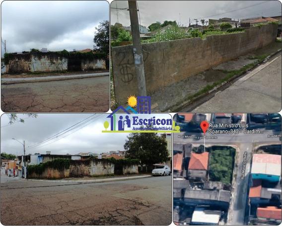 Terreno Para Aluguel No Jardim Santa Adélia - 910 - 34370957