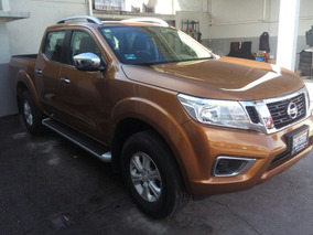 Nissan Np300 Frontier Le Tm 2018 Naranja Imperial
