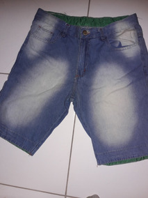 Bermuda Jeans Masculina Roupa Promoção Short Casual