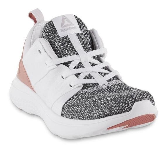 Zapatos Reebok Astroride Para Mujer - Blanco -gris-rosa