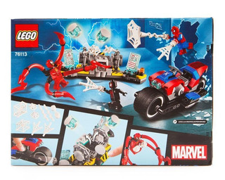 Lego Marvel Spider-man