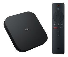 Xiaomi Mi Box S Android Tv 8.1 Smarttv 4k Chromecast Netflix