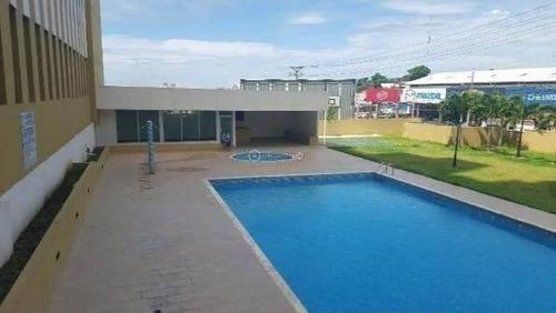 Apartamento En Alquiler, En Rio Abajo, 2 Recamaras