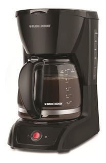 Cafetera Black And Decker 1201 12 Tazas Filtro Permanente